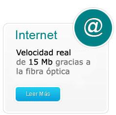 internet velocidad real